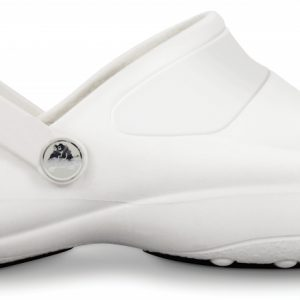 Crocs Clog Unisex Blancos / Blancos Mercy Work