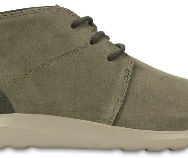 Crocs Boot Hombre Mushroom / Cobblestone Crocs Kinsale Chukka