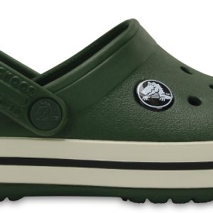 Crocs Clog Unisex Forest / Stucco Crocband
