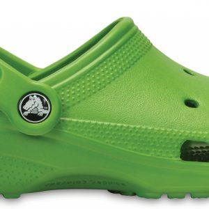 Crocs Clog Unisex Parrot Verdes Classic