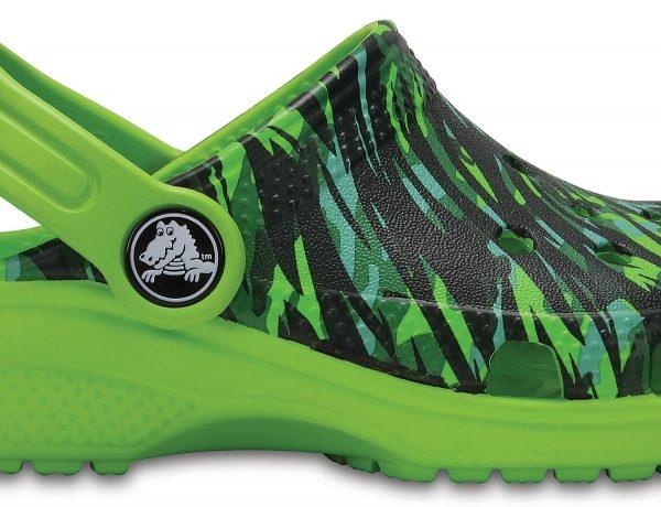 Crocs Clog Unisex Volt Verdes Classic Graphic s