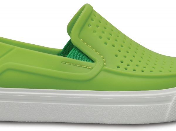 Crocs Shoe Unisex Volt Verdes CitiLane Roka Slip-On