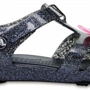 Crocs Sandal para chica Azul Navy Crocs Isabella Novelty s