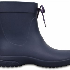 Crocs Boot Mujer Azul Navy Crocs Freesail Shorty Rain s