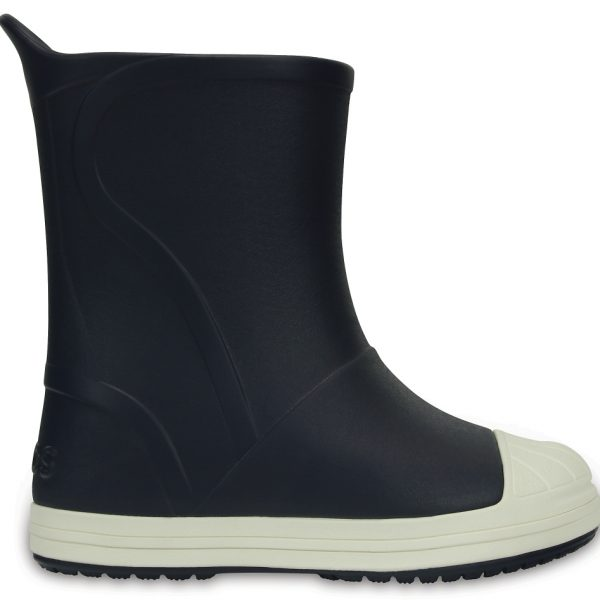 Crocs Boot Unisex Azul Navy / Oyster Crocs Bump It Rain