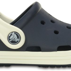 Crocs Clog Unisex Azul Navy / Oyster Crocs Bump It