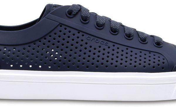 Crocs Shoe Hombre Azul Navy / Blancos CitiLane Roka Court