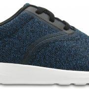 Crocs Shoe Hombre Azul Navy / Blancos Crocs Kinsale Static Lace