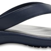 Crocs Flip Mujer Azul Navy / Pearl Capri V