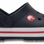 Crocs Clog Unisex Azul Navy / Red Crocband