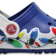 Crocs Clog Unisex Blue Jean CrocsLights Holiday