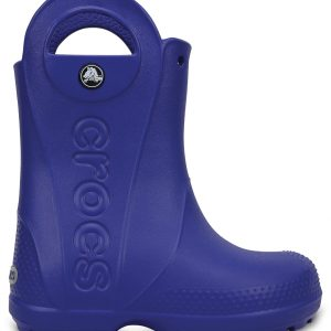 Crocs Boot Unisex Cerulean Blue Handle It Rain