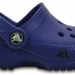 Crocs Clog Unisex Cerulean Blue Crocs Littles