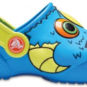 Crocs Clog Unisex Ocean / Tennis Ball Verdes Crocs Fun Lab s