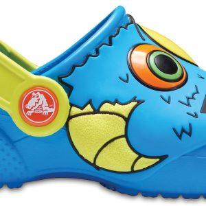 Crocs Clog Unisex Ocean / Tennis Ball Verdes Crocs Fun Lab s
