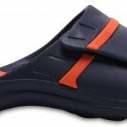 Crocs Slide Unisex Azul Navy / Tangerine MODI Sport s