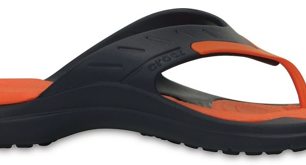 Crocs Flip Unisex Azul Navy / Tangerine MODI Sport