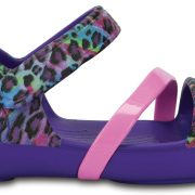 Crocs Sandal para chica Ultraviolet Crocs Lina s