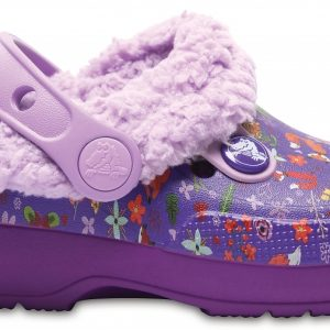Crocs Clog Unisex Ultraviolet / Iris Classic Blitzen III Graphic