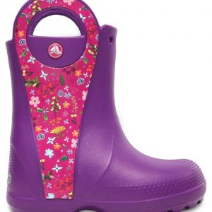 Crocs Boot Unisex Amethyst Handle It Graphic