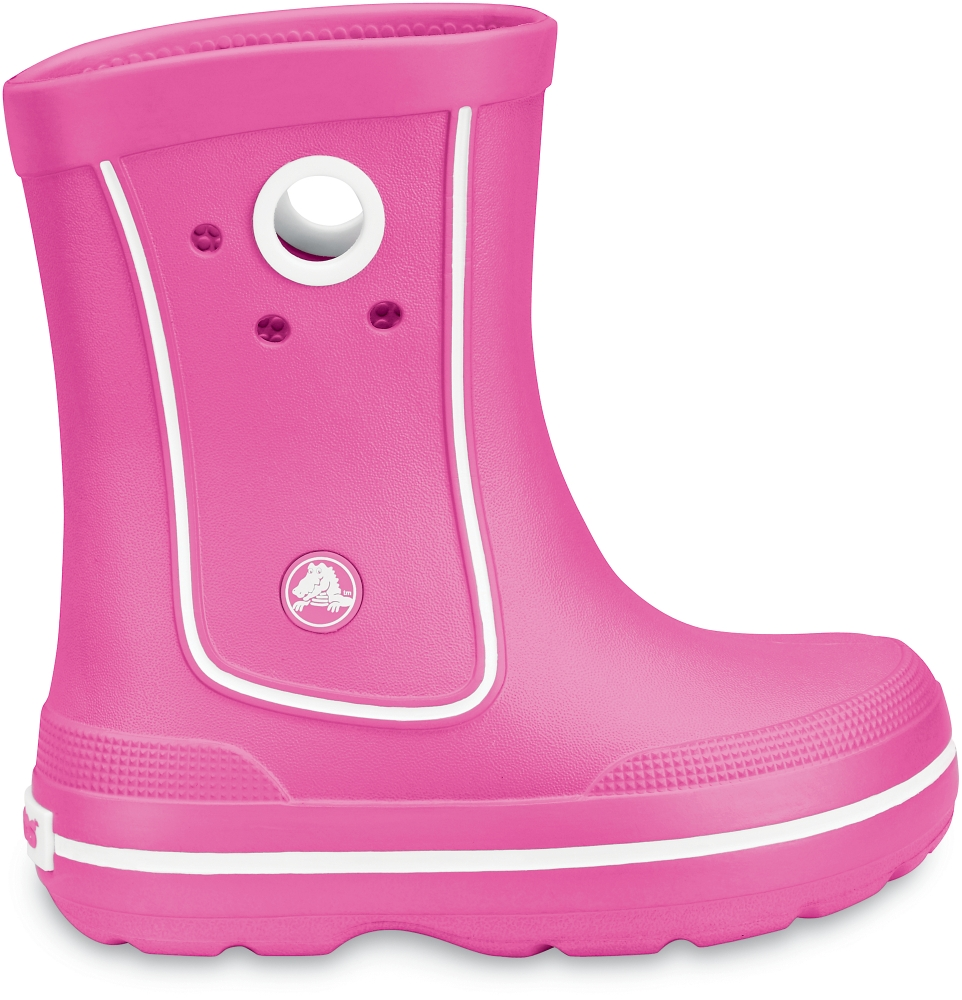 Crocs Boot Unisex Fuchsia Crocband Jaunt