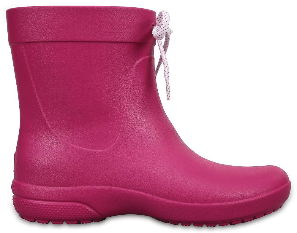 Crocs Boot Mujer Berry Crocs Freesail Shorty Rain s