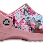 Crocs Clog Unisex Cashmere Rose Classic Graphic