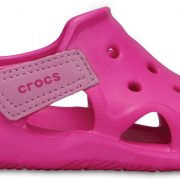 Crocs Shoe Unisex Neon Magenta Swiftwater Wave