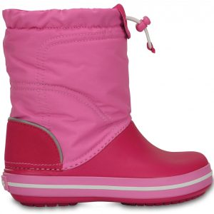 Crocs Boot Unisex Candy Rosa / Party Rosa Crocband LodgePoint