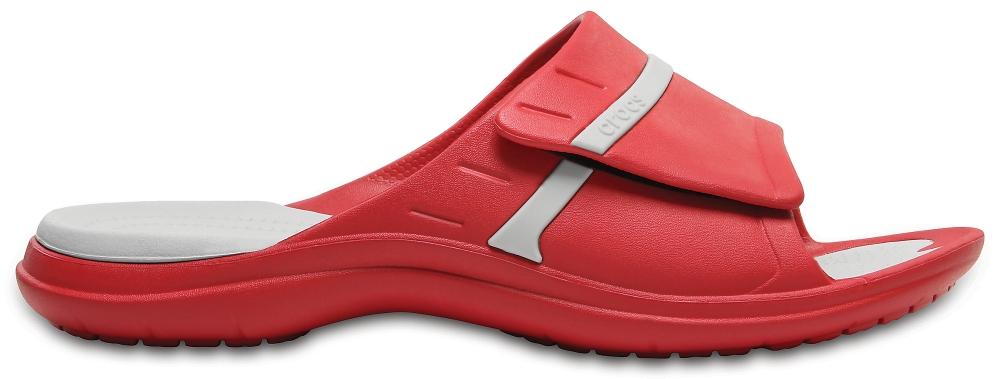 Crocs Slide Unisex Pepper/Pearl Blancos MODI Sport s