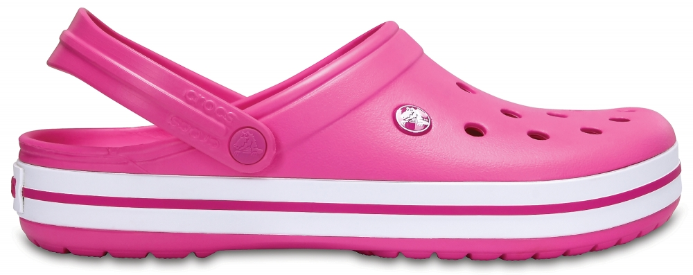 Crocs Clog Unisex Party Rosa Crocband