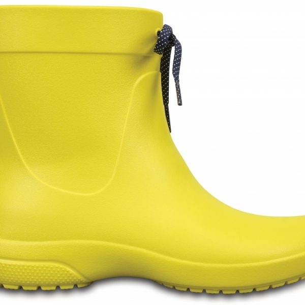 Crocs Boot Mujer Limon Crocs Freesail Shorty Rain s