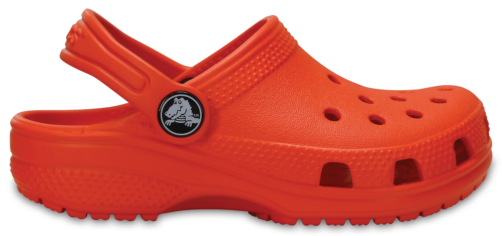 Crocs Clog Unisex Tangerine Classic