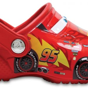 Crocs Clog Unisex Flame Crocs Fun Lab Cars