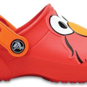 Crocs Clog Unisex Flame Crocs Fun Lab Elmo