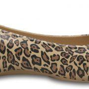 Crocs Flat Mujer Leopard Crocs Laura Graphic s