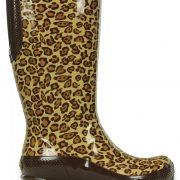 Crocs Boot Unisex Leopard Crocs Leopard Tall Rain