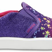Crocs Shoe Unisex Multi Stars CitiLane Novelty Slip-On