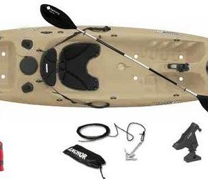 Pack Kayak pescador 10 pesca
