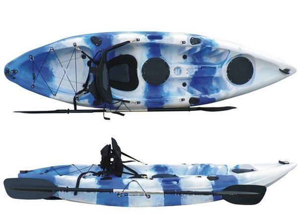 Kayak TOURIST ONE pesca
