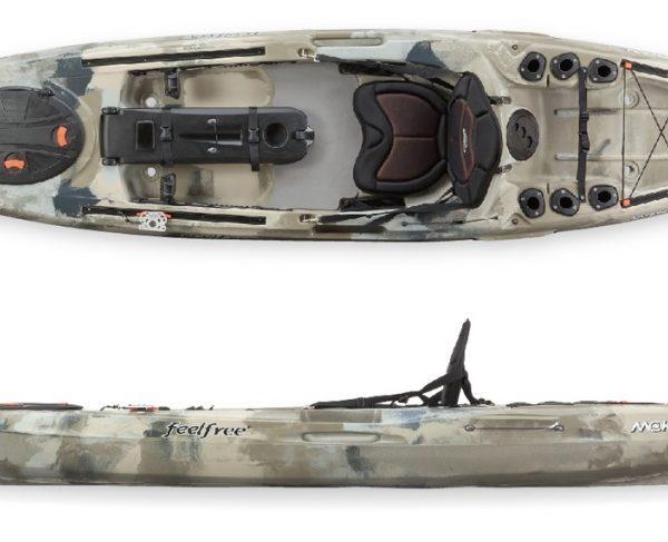 Kayak MOKEN 12 5 Pesca