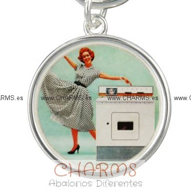 Colgante para pulsera de RetroCharms modelo 000135