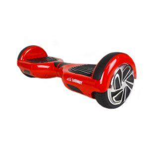 Patinete Hoverboard Sabway S6 Rojo