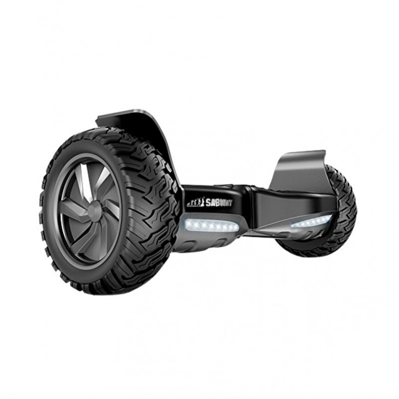 Patinete Sabway Hummer S8 Black