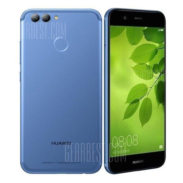 HUAWEI Nova 2 ( PIC-AL00 ) 4G Smartphone