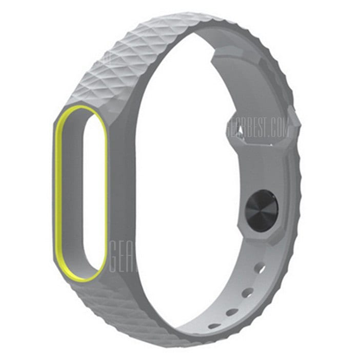 TPU Anti-off Wristband para Xiaomi Mi Band 2