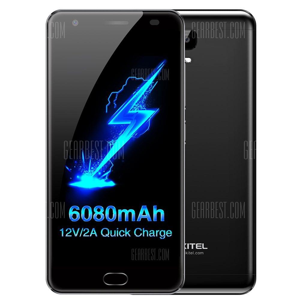 OUKITEL K6000 Plus 4G Phablet