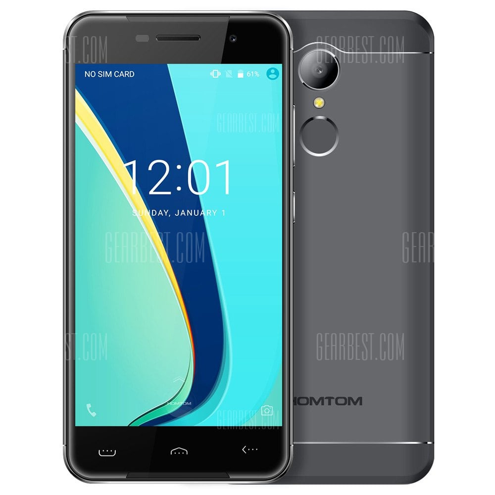 Homtom HT37 Pro 4G Smartphone