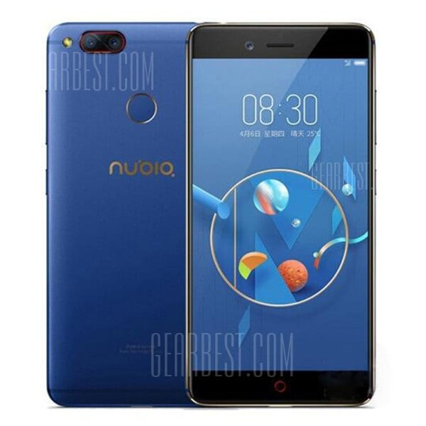 Nubia Z17 Mini 4G Smartphone Version Global