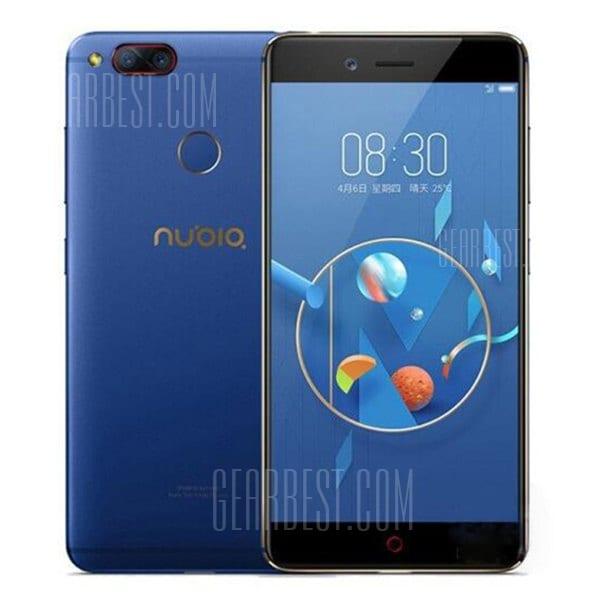 Nubia Z17 Mini 4G Smartphone Version Global